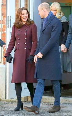 William and Kate began the final day of their visit to Norway at the Hartvig Nissen School, which was the location for the hugely successful...