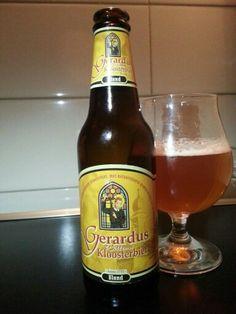 Beer, Gerardus Wittems Koosterbier~Blond 6,5%vol 30cl