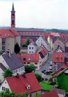 Friedburg, Germany, I lived here and taught here for three years in the late 80's.