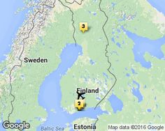wheres guide lapland itinerary finland
