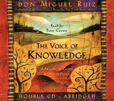 Don Miguel Ruiz's books are very helpful