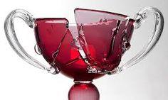 Výsledek obrázku pro bořek šípek sklo Contemporary Art, Alcoholic Drinks, Mugs, Tableware, Glass, Interior, Beautiful, Bohemian, Design