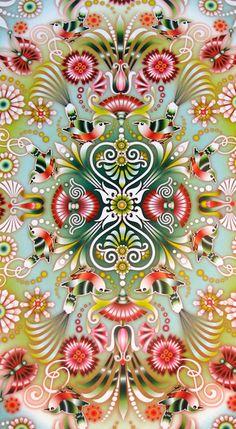 Catalina Estrada #colour #art