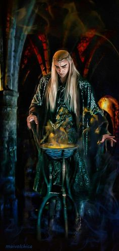 272 Best Thranduil images in 2018 | Lord of the rings, Middle Earth