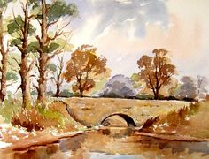 Alan Owen   WATERCOLOR