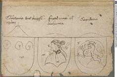 Ortenburger Wappenbuch Bayern, 1466 - 1473 Cod.icon. 308 u  Folio 239v