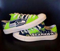 Seahawk sneakers