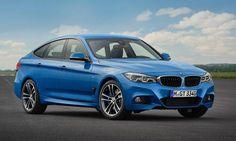#BMW #3 Series Gran Turismo. Ein echter Typ in einem inspirierenden Look.