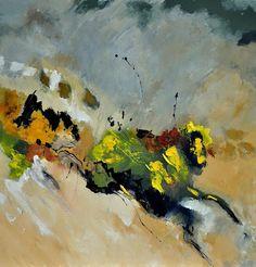 abstract 8811213 by pol ledent #oil #painting #art http://artf.in/Ok1vfg @artfinder