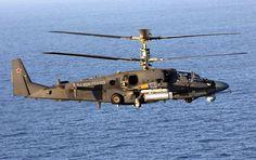 Vídeo: el novedoso helicóptero ruso de la aviación naval Ka-52K ... - Sputnik Mundo