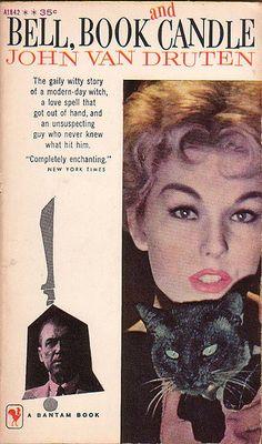 Bell, Book and Candle  James Stewart & Kim Novak 1958  by froggyboggler, via Flickr