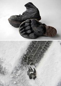 animal print shoes!