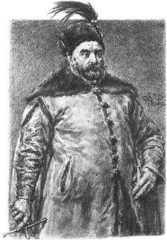 King Stephen Bathory by Jan Matejko.
