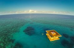 Manta Resort sur l'île de Pemba