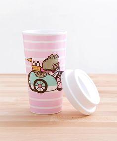 Pusheen Let's Go Travel Mug Gato Pusheen, Pusheen Shop, Pusheen Plush, Pusheen Stuff, Toys For Girls, Gifts For Boys, Pusheen Cakes, Frozen Headband, Creative Kids Rooms