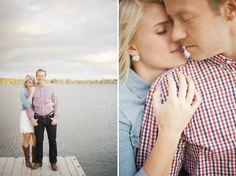 Krista & Mike | Linden Hills Engagement Photography