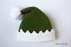 Ravelry: Elf Hat - Newborn to Adult pattern by Janaya Chouinard