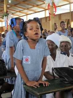 The Salvation Army of Haiti officially broke ground for construction of the new compound in Delmas 2 - Rebuilding Port-Au-Prince, Haiti