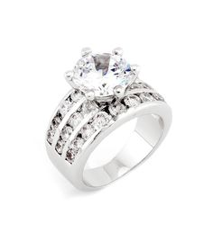 bold cz ring - would you guess 32 dollars?