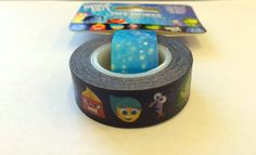 Disney Pixar Inside Out  Washi Tape by PlayingWithColor2 on Etsy
