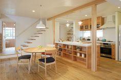 ピュアヴィレッジ新潟 モデルハウス 注文住宅木の家専門店 ナレッジライフ
