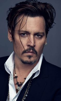 Johnny Depp Is the Face of Christian Dior Fragrances—See His First Ad From the Campaign! Johnny Depp, Dior