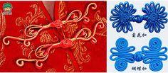 中國旗袍結 - Google 搜尋