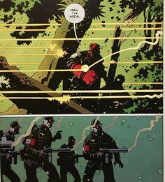 Chris is on Infinite Earths: Batman/Hellboy/Starman #2 (1999)