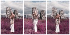 "Sara De Blasi - Make Up Artist ""HG"" androgynous beauty in a futuristic world"