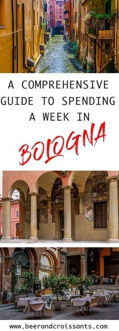 Keep reading for one of the most up-to-date, comprehensive guides you'll find on what to do in Bologna. Packed full of things to do, day trips from Bologna, and where to eat and drink some of the best food you'll find in the area. Things to do in Bologna Italy | What to do in Bologna | What to see in Bologna | Day trips from Bologna | Things to do in Bologna | Where to eat in Bologna | Where to stay in Bologna #blogville #bologna #bestfoodcitiesinitaly