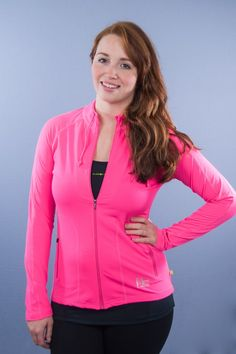 Purelime Gym Addict Jacket Roze - €59,95