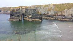 **Nine Daughters Hole - Ballybunion, Ireland