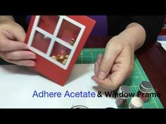 JustRite Quick Tips for Creating a Shaker Card with Four in a Square Dies - JustRite Inspiration