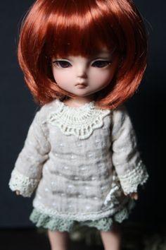 on Aquarius Doll