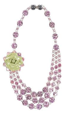 A round up of the new jewels, from Prada's first jewellery line, to fruity gems and DIY jewels.