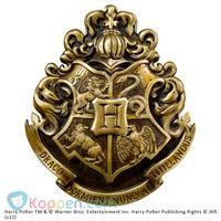 Hogwarts schild wanddecoratie - Koppen.com