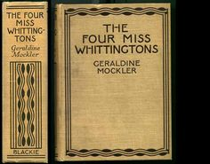 Book binding designed by Charles Rennie Mackintosh.