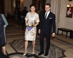The Swedish Royal Courts: The birthday celebration eve