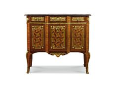 c1775 A gilt-bronze-mounted bois satiné amaranth, kingwood, tulipwood, sycamore  and parquetry commode indistinctly stamped D. Deloose JME, Louis XV/XVI Transitional, circa 1775 Estimate   12,000 — 18,000  GBP 18,284 - 27,427USD LOT SOLD. 11,250 GBP (17,142 USD) (Hammer Price with Buyer's Premium)