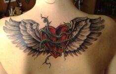 broken heart tattoo meaning