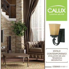 El estilo contemporáneo evoluciona de nueva cuenta dando un nuevo impulso a nuestra decoración, lo que necesitas es un atractivo juego de muebles, estilos, materiales y un bello diseño en iluminación al estilo.