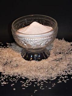 Rýžová mouka Punch Bowls, Homemade, Food, Eten, Hand Made, Diy, Meals, Diet