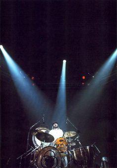 John Bonham, Led Zeppelin • @HVLAUREN