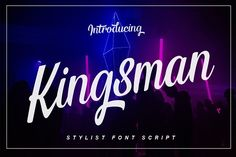 Kingsman! by Putra Khan Studio on @creativemarket