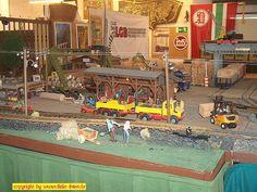 """Ausstellung """"Club der LGB-Freunde Rhein/Sieg"""" in Meckenheim am 19. + 20. März 2005: Arbeiter"""