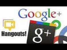 Google Hangout | How to do a Google Hangout - YouTube