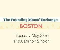 #Woburn Moms, join u