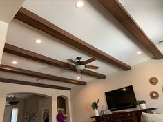 Led Recessed Lighting, Track Lighting, Pot Lights, Light Installation, Vanity Lighting, Home Improvement, Ceiling Lights, Living Room, House