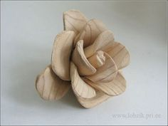 Wooden Flower | Funny Pictures & Jokes Ranking
