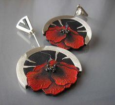 Jolanta Bromke  | painted poppies